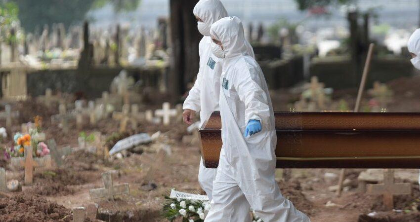 Faxinal confirma 2 mortes por COVID-19 neste domingo