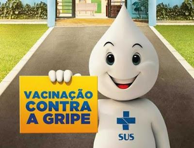 Godoy Moreira realiza mais uma etapa da campanha de vacinação contra a gripe