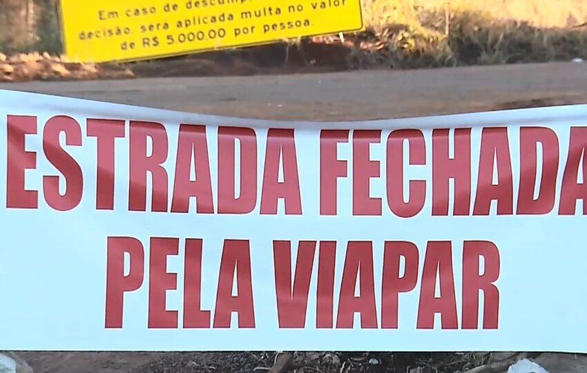 Na justiça, Viapar consegue fechar estrada usada como desvio de pedágio em Mandaguari