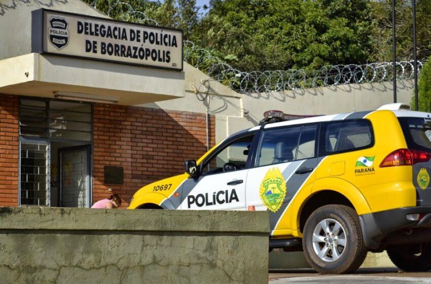 Bandido tenta furtar bar com proprietária dentro em Borrazópolis