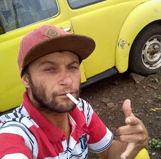 Identificado o jovem que morreu atropelado por caminhão quando atravessa rodovia a cavalo em Cruzmaltina