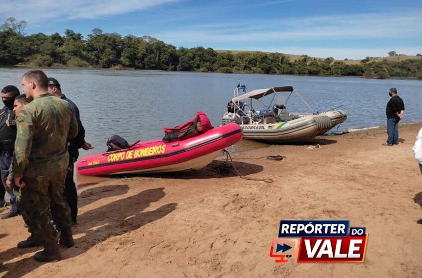 VÍDEO – Quarto corpo é encontrado nas águas do Rio Ivaí