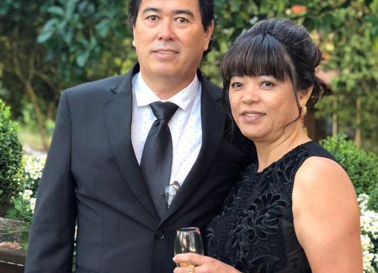 COMOÇÃO com a morte da advogada Margareth Falleiros de Borrazópolis