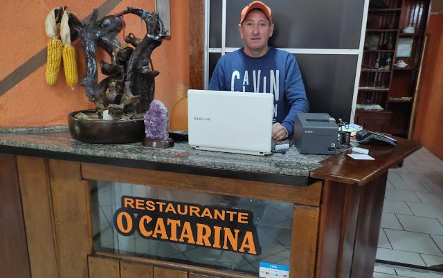 """Conheça o restaurante """"O Catarina"""", em Ortigueira"""