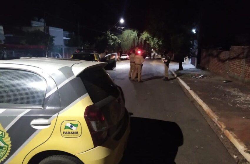 Assaltantes morrem em confronto com a polícia no Paraná