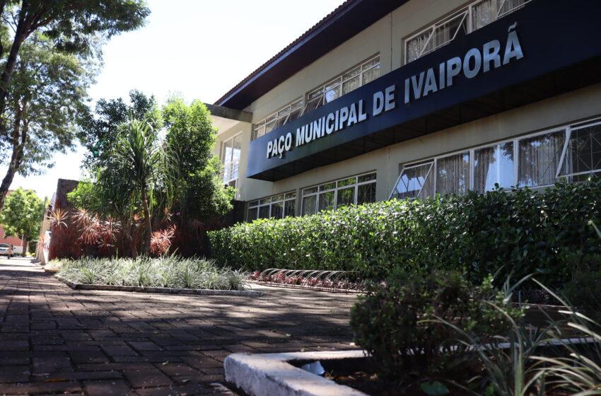 Prefeitura de Ivaiporã edita decreto autorizando eventos com 50% da capacidade