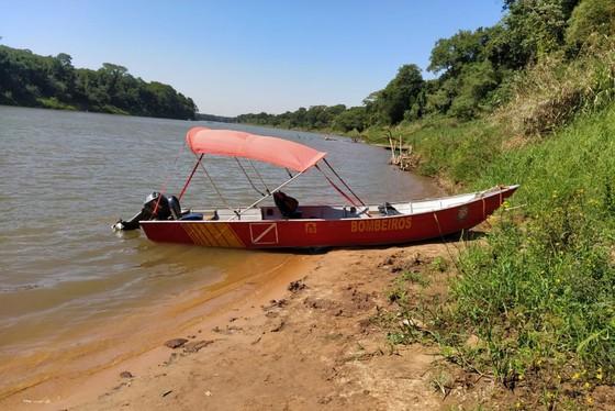 URGENTE – Nove pessoas estão desaparecidas nas águas do Rio Ivaí, entre São João e Borrazópolis