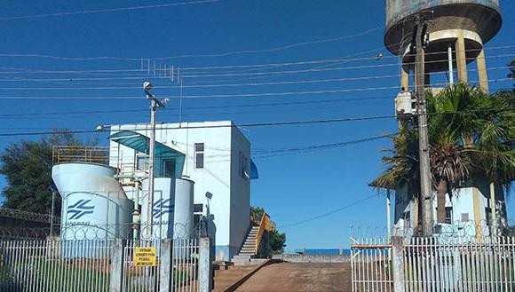 Furto de cabos afeta abastecimento de água em Jandaia do Sul