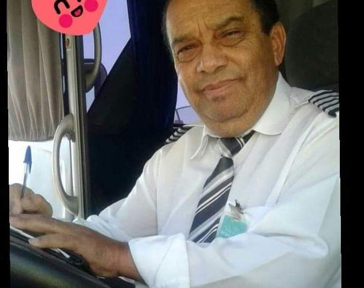 Tristeza com a morte de Edilson Alves dos Santos vitima da Covid-19 em Kaloré
