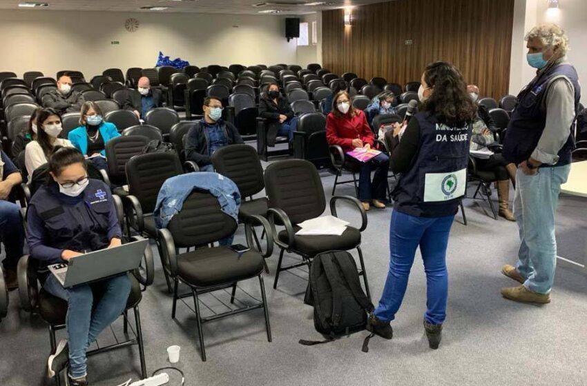 Sesa e Ministério da Saúde dão andamento à investigação ampliada para casos da variante Delta no Paraná