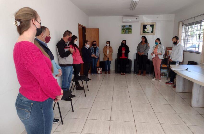 Realizada a solenidade de posse da nova conselheira tutelar de Novo Itacolomi
