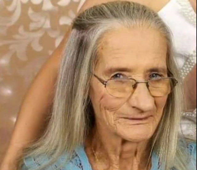 """Falecimento de Dona Maria """"Mãe do Marquinhos do Pátio"""", em Grandes Rios"""