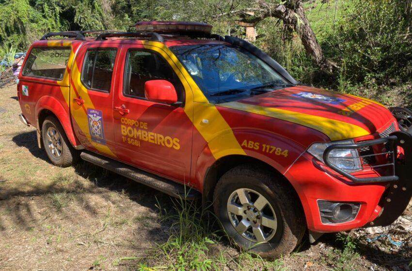Equipes do Corpo de Bombeiros e Patrulha Ambiental continuam as buscas no Rio Ivaí