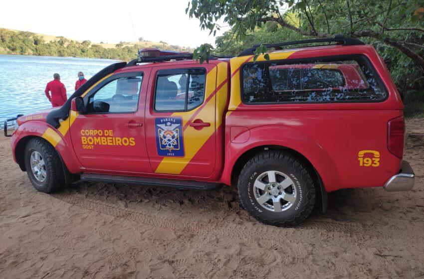 URGENTE – Equipes acabam de encontrar dois corpos nas águas do Rio Ivaí