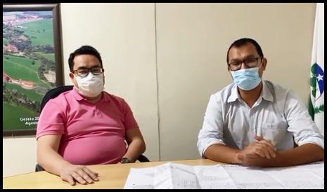 Vídeo: Prefeito Aquiles Takeda fala sobre obras, programas e ações em Marilândia do Sul