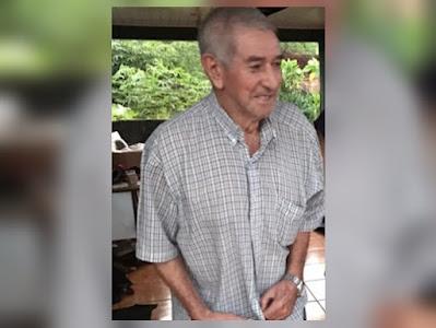 Falecimento de Albari Galvão, ex-morador de Borrazópolis