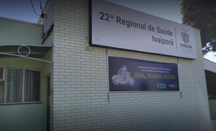 22º Regional de Saúde de Ivaiporã divulga dados vacinação nos municípios