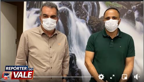 Deputado Do Carmo viabiliza recursos para Faxinal