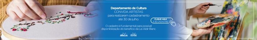 JANDAIA DO SUL – Departamento da Cultura convida Artistas