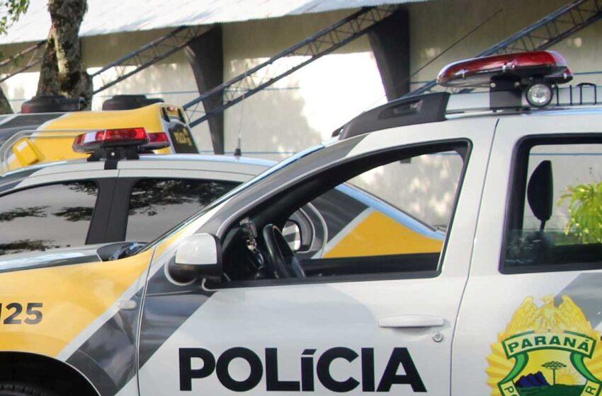 Jovem foi detido com drogas em Mauá da Serra