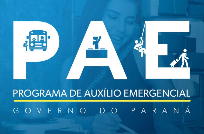 Empresas têm até esta quarta-feira para garantir parcela do Auxílio Emergencial PR de agosto