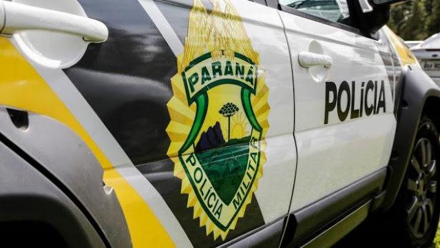 Criminosos rendem motorista e roubam carreta carregada com soja, em Lunardelli