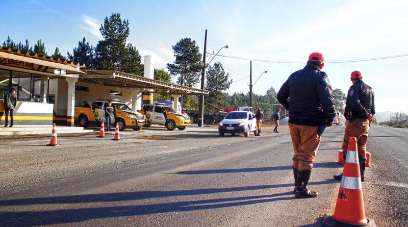Polícia Rodoviária inicia operação de reforço nas rodovias estaduais para o feriado