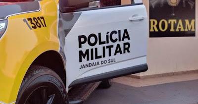 PM de Jandaia do Sul registra furto de celular