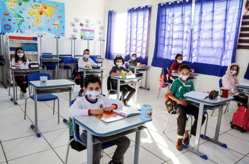 Volta às aulas é marcada por tranquilidade na rede municipal de Apucarana