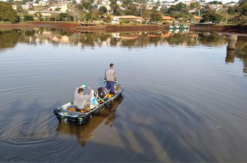 Prefeitura de Ivaiporã informa que Lago do Jardim Botânico será esvaziado devido à quantidade de piranhas