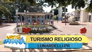 TV Paraná Turismo visita o município de Lunardelli