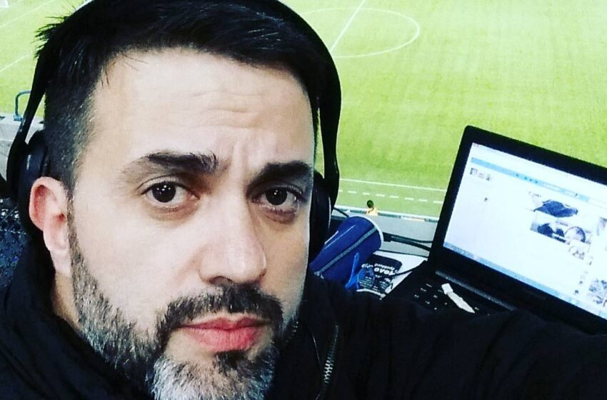 Morreu nesta terça-feira o narrador Jacir de Oliveira vítima da Covid-19