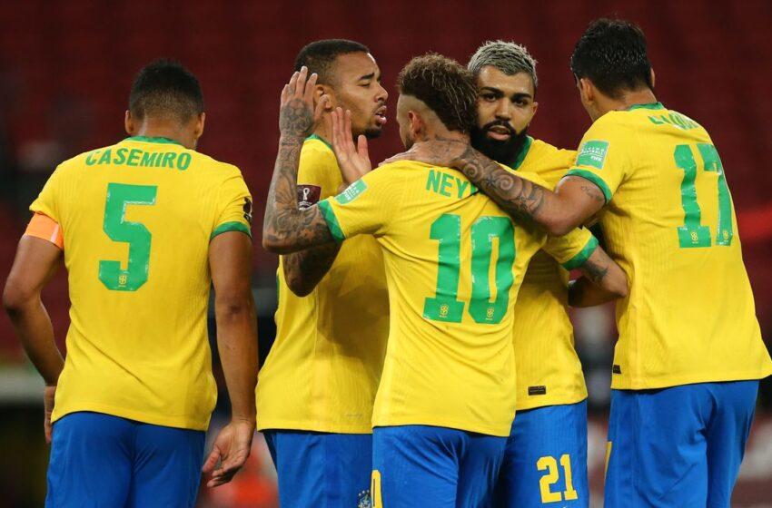 Brasil e Argentina decidem Copa América no Maracanã