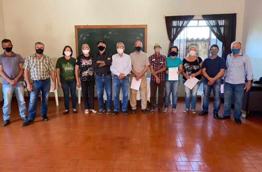 Realizada posse da diretoria do Sindicato dos Trabalhadores Rurais de Borrazópolis