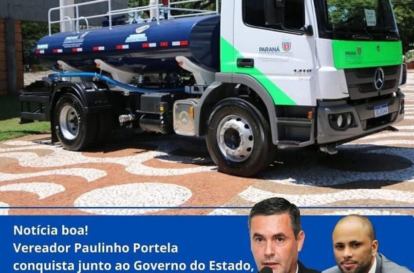 Deputado Do Carmo assegurou recursos para Faxinal
