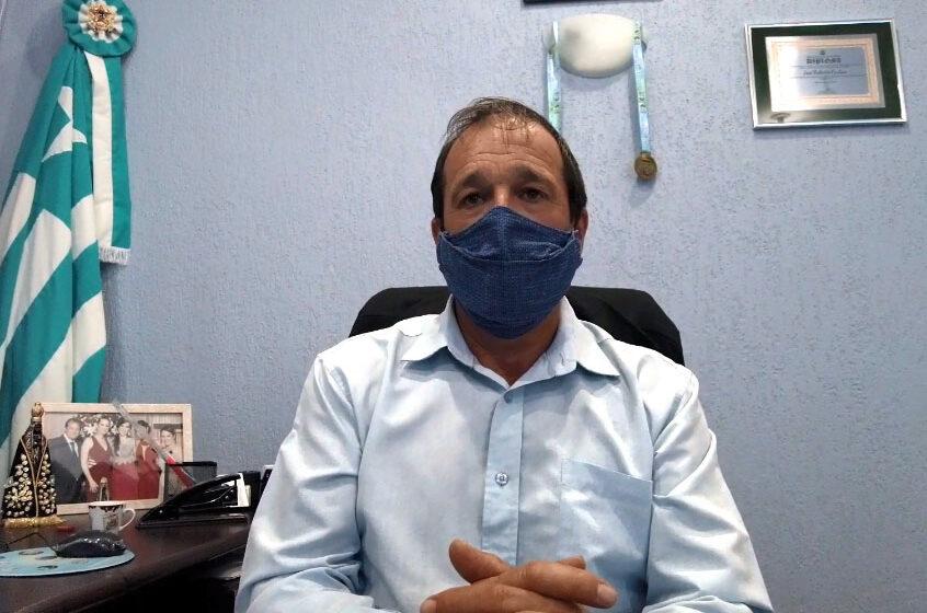 Prefeito Furlan de Jardim Alegre concede entrevista ao Repórter do Vale