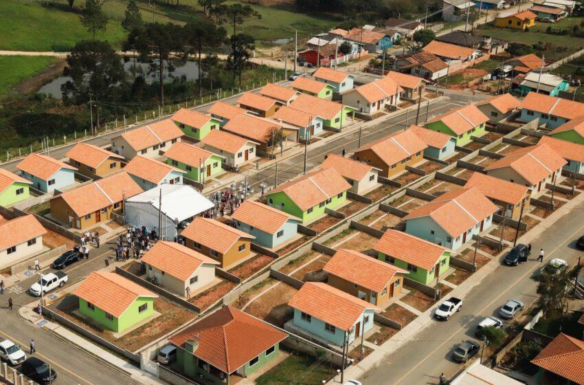 Governo publica chamamento a empresas para a construção de 30 mil moradias