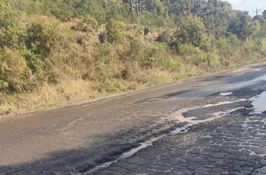 Poder Judiciário no Paraná, condena DER a indenizar usuário por buracos na PRC-280