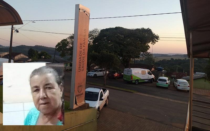 REGIÃO – Mulher morre ao ser atingida por um galho de eucalipto