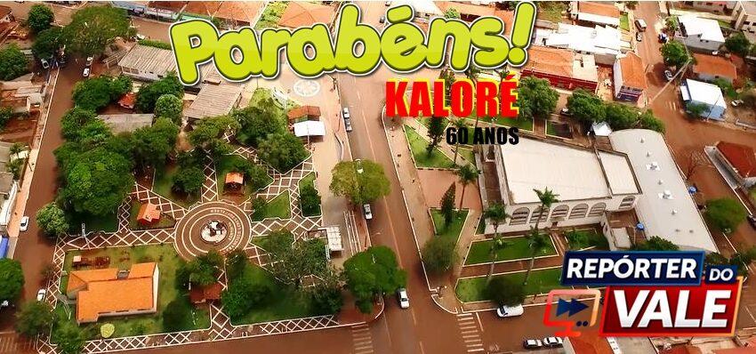 KALORÉ – Município comemora 60 anos de emancipação política