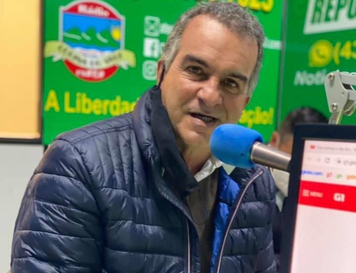 """""""Vamos avançar na saúde e transformar Faxinal em um canteiro de grandes obras"""" afirma o prefeito"""