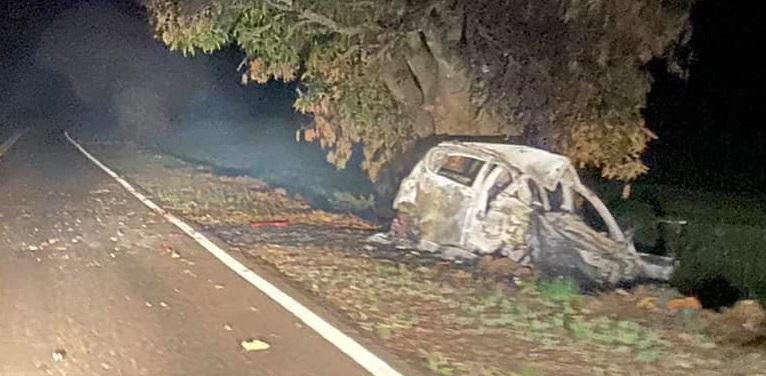Jovem de Borrazópolis morre após trágico acidente na rodovia que liga com Kaloré