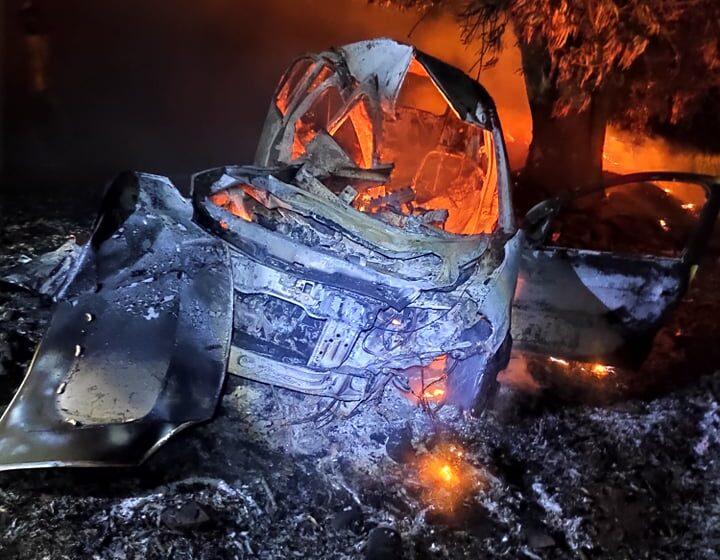 """Vídeo revela local do acidente que resultou na morte da jovem """"Cristiane"""" em Borrazópolis"""