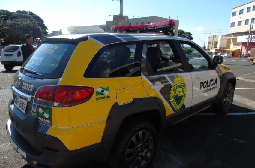 Homem foi apreendido acusado de embriaguez ao volante em São João do Ivaí