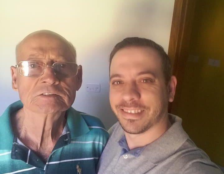 Falecimento do pioneiro Eduardinho Vietro de Borrazópolis