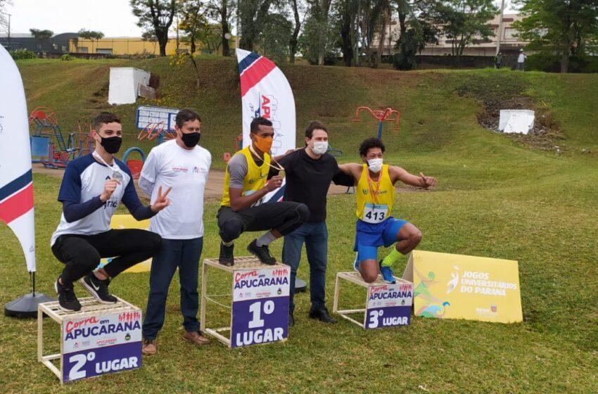Prefeito destaca realização dos Jogos Universitários do Paraná em Apucarana