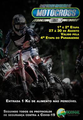 FAXINAL – Campeonato Brasileiro de Motocross