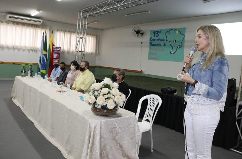 13ª Conferência de Assistência Social de Ivaiporã aborda Direito do Povo e Dever do Estado