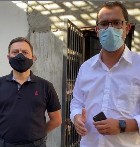 Jordão que comanda o Depen de Faxinal destaca os trabalhos na cadeia pública e comenta dos projetos de ressocialização
