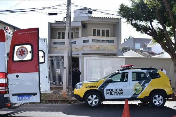 Pai, mãe e filha são encontrados mortos em residência no PR